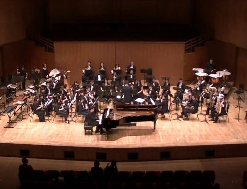 NWMA Student Wins Livermore-Amador Symphony Concerto Competition