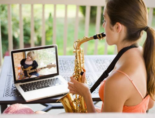 Music Education in Pandemic Times – Great ideas for music students and families